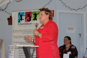 Ms Annette Griggs, Senior Project Officer Ngarrama