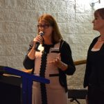 Mgr of Chameleon House, Carmel Riethmuller and Amy Fisher, RAYS